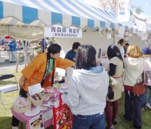 震災復興応援イベント出店