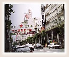 新町商店街の歴史